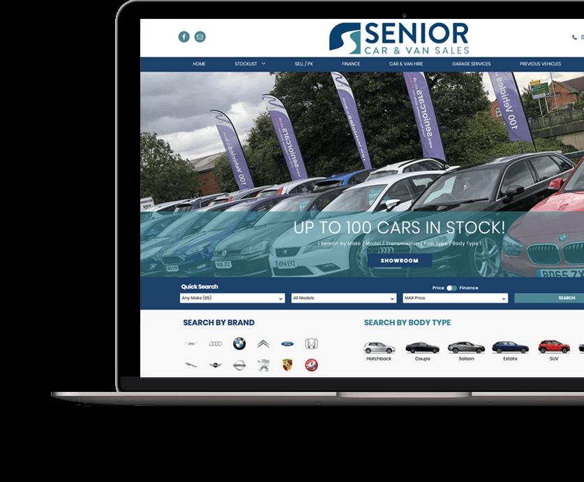 Senior Car and Van Sales